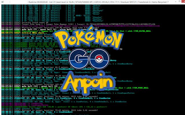 "Cara Mengatasi Error BOT ""No Usable Pokestops"" Pokemon GO Work, Cara Mengatasi No Usable Pokestops (Tidak Ditemukan) Work 100%, Cara Mudah Mengatasi No Usable Not Found Pokestops NecroBot PokeCrot Haxton di PC dan Android iOS Terbaru Agustus 2016, Cant Find Any Pokestops, No Usable Pokestops, Cara Fix Banned IP Pokémon GO Work 100% Aman dengan VPN OpenVPN Hotspot Shield, Cara Mengatasi Error BOT No Usable Pokestop dan We Cant FindAny Pokestops."