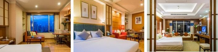 Jasmine Executive Suites Hotel (Jasmine City)