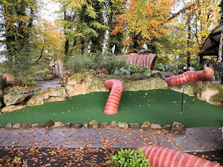 Forgotten Garden Adventure Golf at The Alnwick Garden by Christopher Gottfried 271018