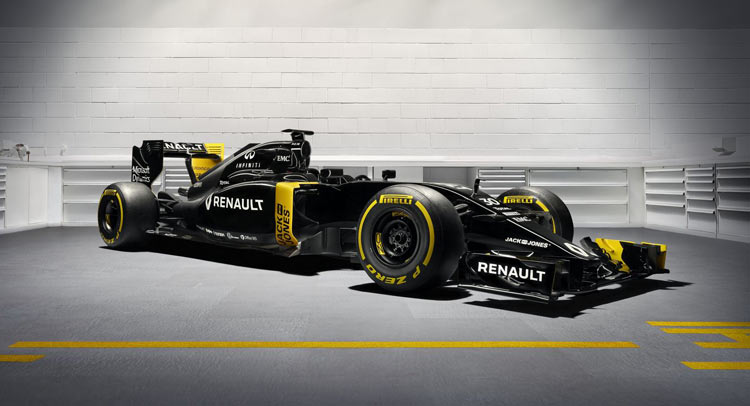 renault details 2016 f1 car and new motorsport program. Black Bedroom Furniture Sets. Home Design Ideas