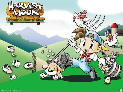 Harvest Moon Friends Of Mineral Wn Fikri Arief Blog S