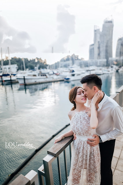 Thái Lan - địa điểm chụp ảnh cưới mới lạ cho giới trẻ Việt
