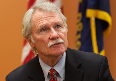 Former Governor of Oregon John Kitzhaber