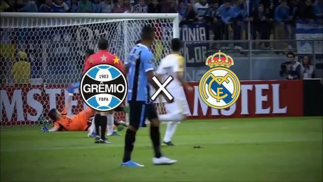 Assistir Grêmio x Real Madrid ao vivo 16/12/2017