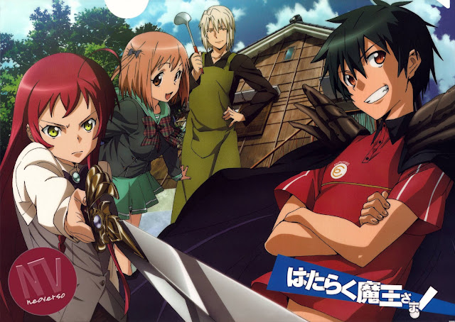 Reseña The devil is part timer