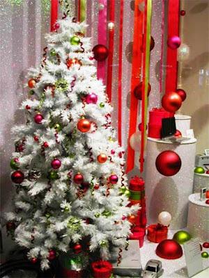 Dekorasi Pohon Natal Tercantik