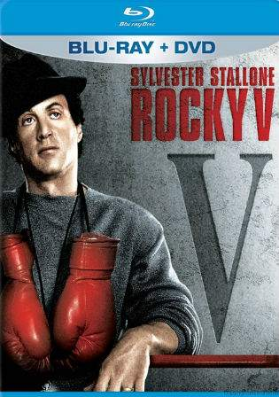 Rocky 5 (1990) BluRay 720p Dual Audio 750MB Hindi English