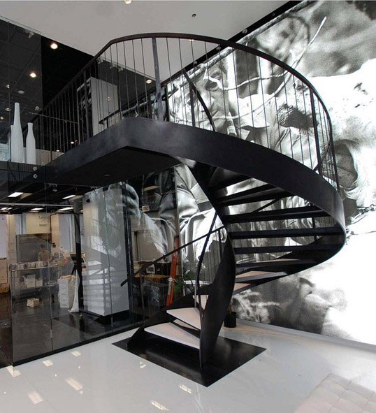 Inspiring Spiral Staircase: ByElisabethNL: DESIGN: AMAZING STAIRCASES