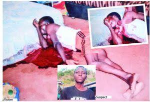 Killed Elder Brother,Pocket Money,Ajegunle in Mpape Village, FCT Abuja,Cross River State,Dominic Ogbaji