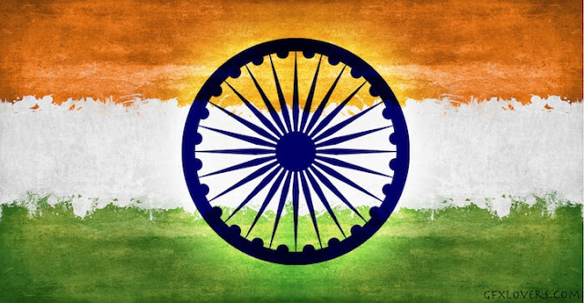 What are the main differences between Republic Day and Independence Day? Flag