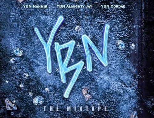 YBN Nahmir - Man Down feat Chris Brown