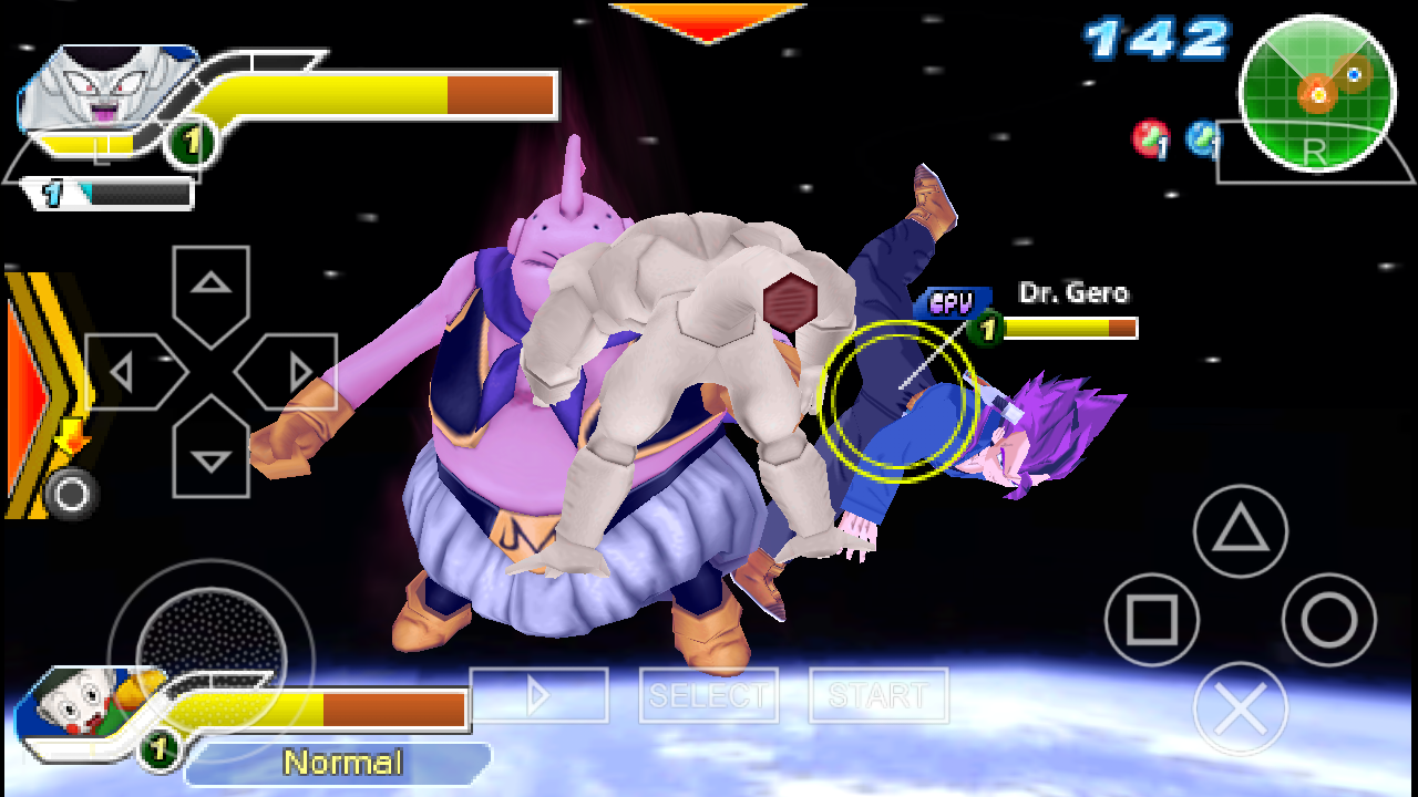 download game ppsspp dragon ball tag team cso