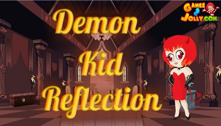 Demon Kid Reflection Walk…
