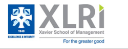 XLRI Xavier School of Management Summer Internship 2016