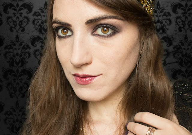 twenties make-up