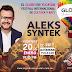 Presentan el programa oficial de El Globo en Yucatán / concierto de Aleks Syntek