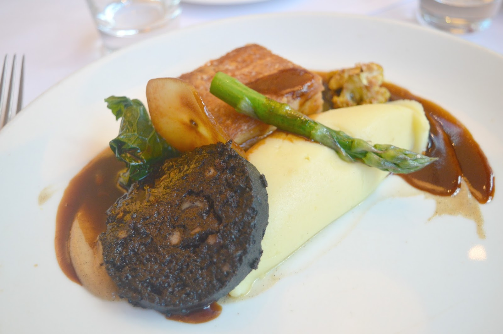 Marco Pierre White Steakhouse, Newcastle - Paul Amer Tasting Menu