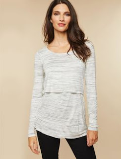 Lift Up Nursing Tee