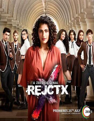 Rejctx 2019 Hindi Complete WEB Series 720p HEVC x265 [Episode 08]