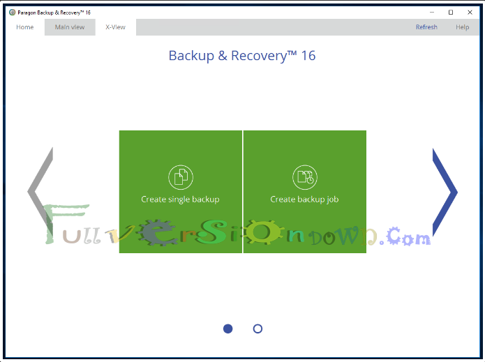 Paragon Backup and Recovery 16 Home Full ISO