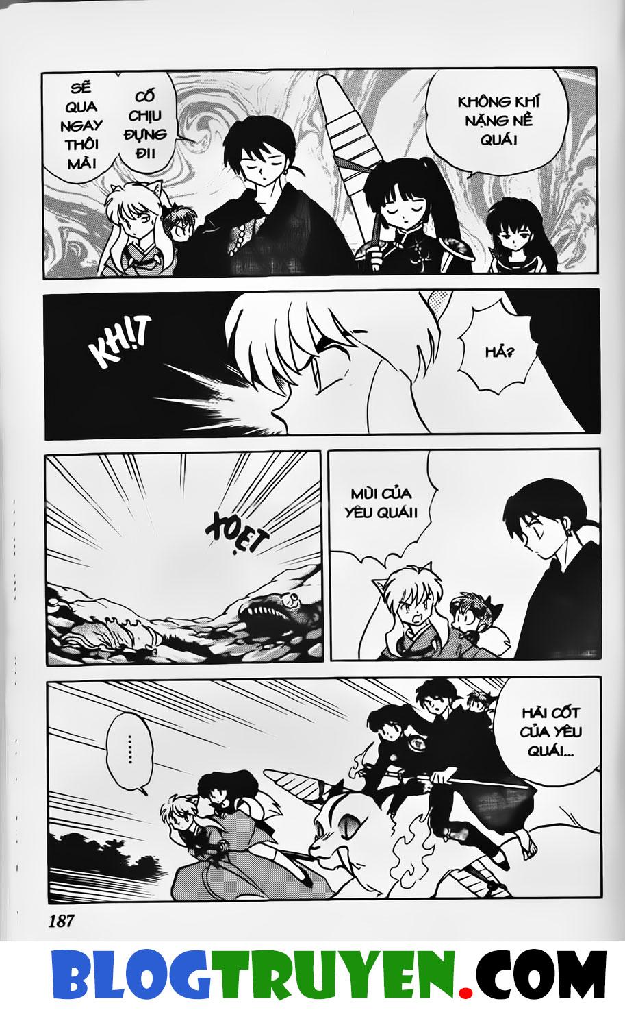 Inuyasha vol 34.10 trang 16