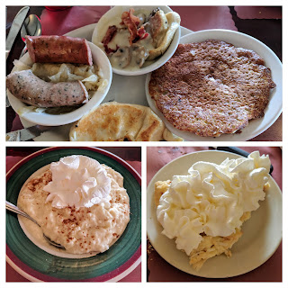 A Taste of Buffalo: Pierogi and kielbasa at Polish Villa II in Cheektowaga