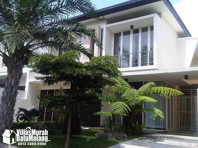Sewa Villa dan Homestay di Batu Malang