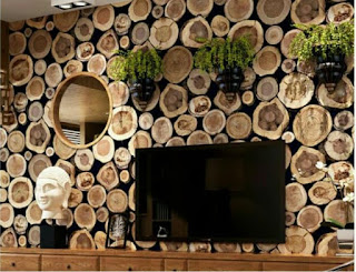 wood design wallpaper