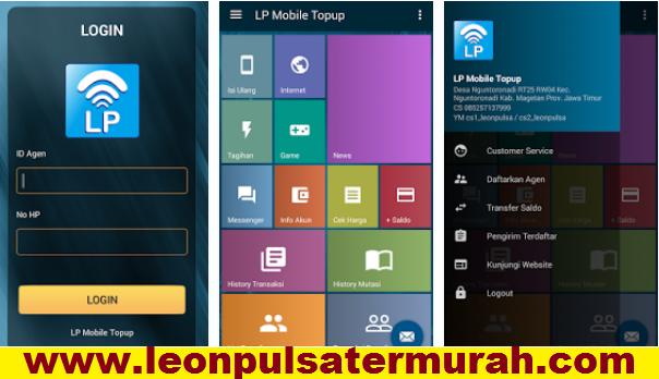 Leon Pulsa Server Ke-2 CV. Multi Payment Nusantara