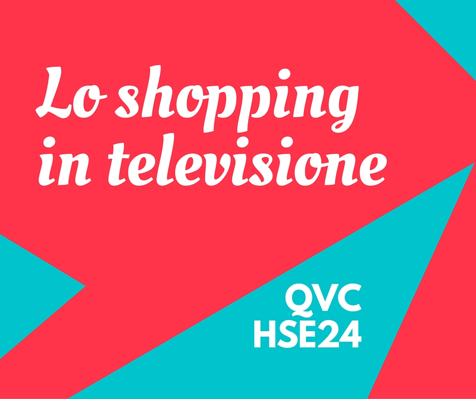 lo shopping in tv qvc hse24
