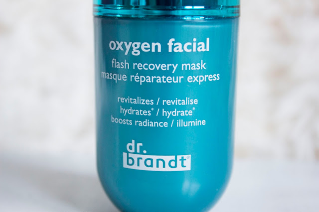 Masque Oxygen Facial de Dr Brandt