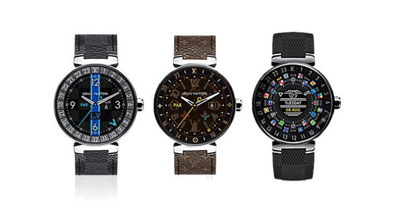 a good known luxury build has merely announced the Louis Vuitton Launches Tambour Horizon, The Company's First Smartwatch