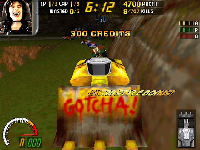 Carmageddon Max Pack screenshot 2