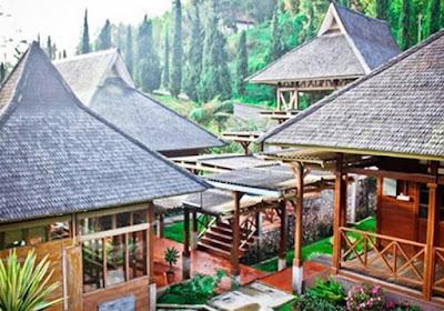 Penginepan Patuha Resort Kawah Putih