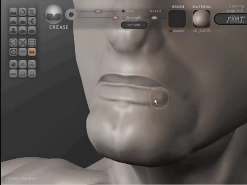sculptris, edit 3d model, easy shape