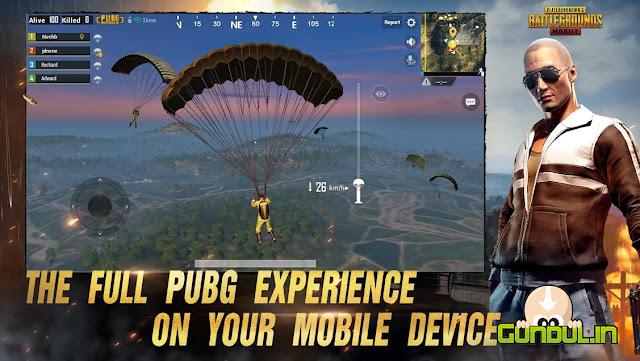Download PUBG Mobile 0.4.0 APK MOD (Timi & Light Speed)