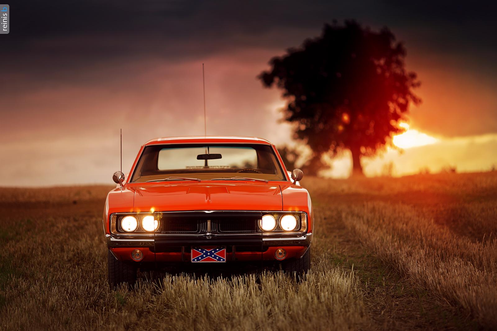 Reinis Babrovskis Photography: Dodge Charger