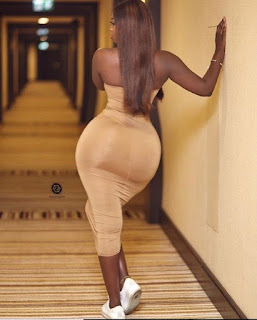 Gambian Actress Princess Shyngle Causes Stir On Social Media With Her New Photos