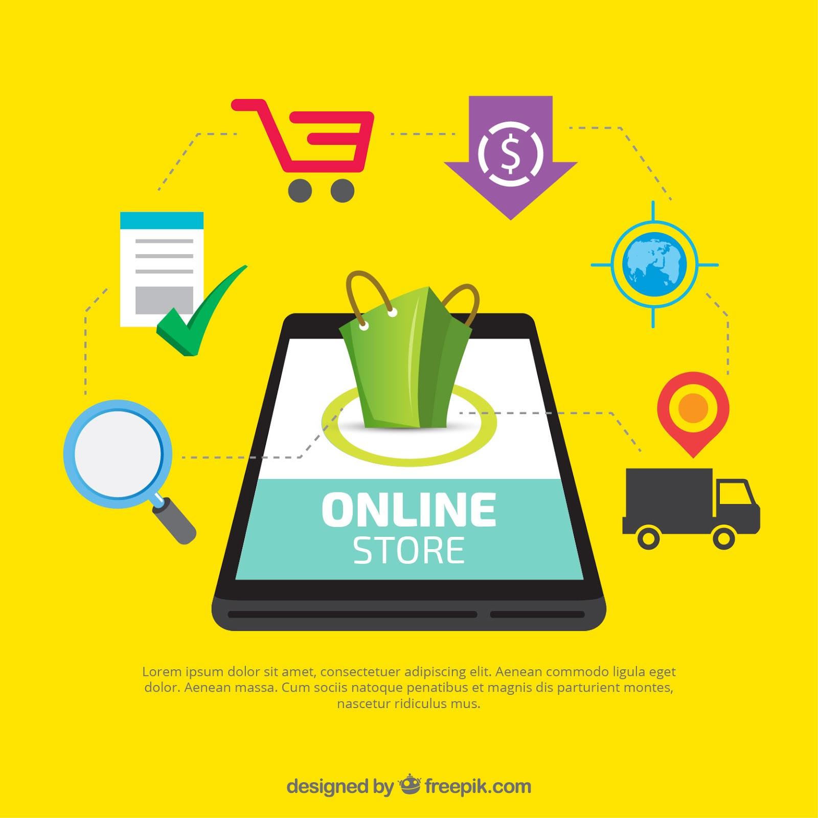 Syarat dan ketentuan menjadi publisher affiliasi online for Online store for shopping