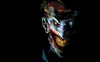 Joker Comics Artwork - Fond d'écran en Ultra HD 4K 2160p