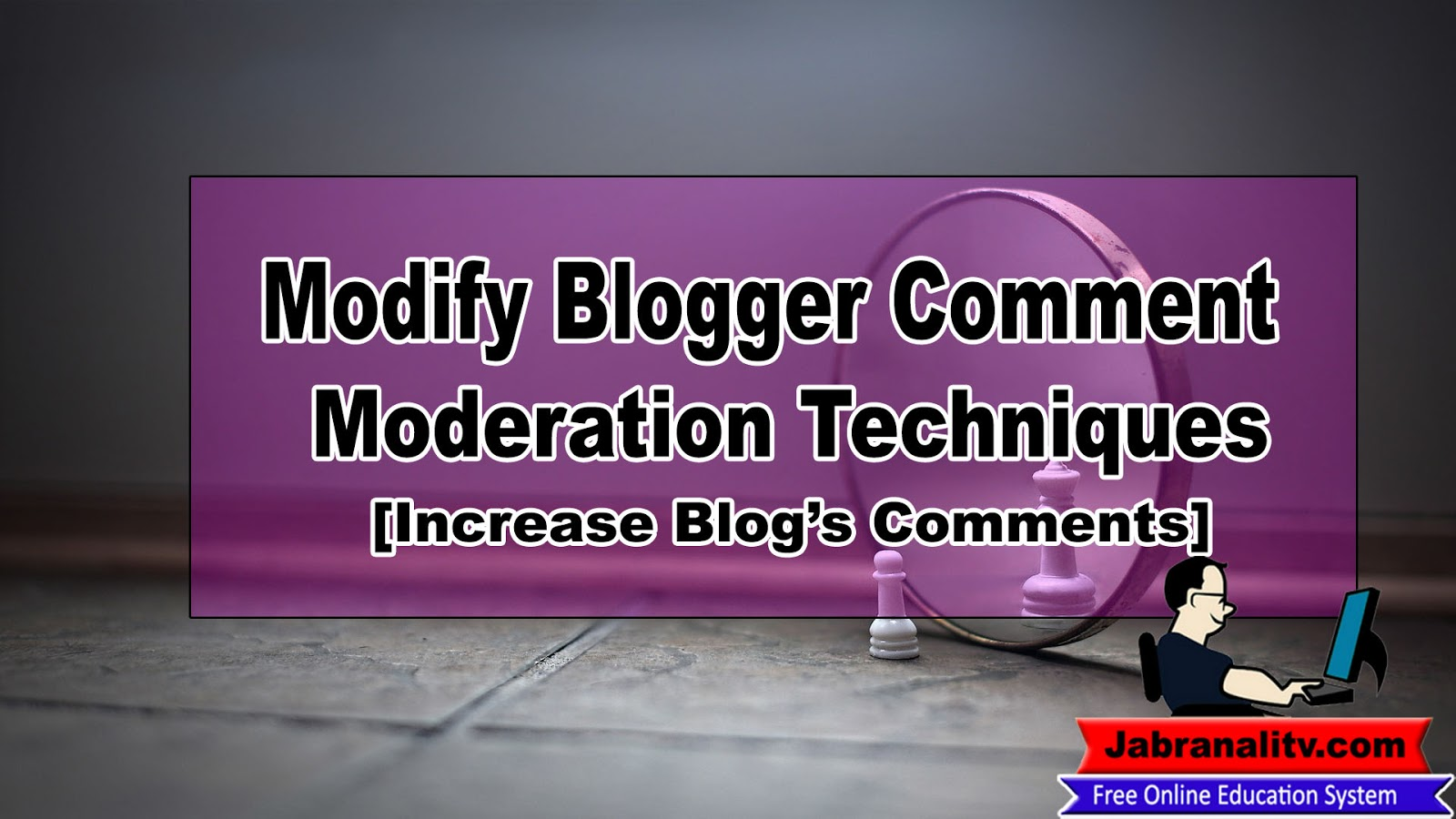 How Modify Comment Moderation Methods For Positive Effects (Increase Comments)