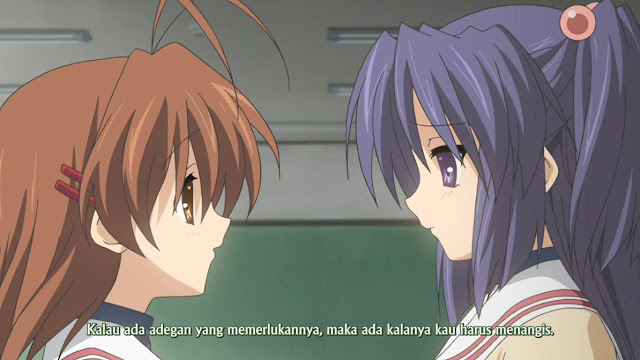 Kata Kata Bijak Anime Clannad & Clannad After Story (Update 2016)