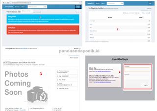 http://vervalyayasan.data.kemdikbud.go.id/ Alamat Website Verval Yayasan