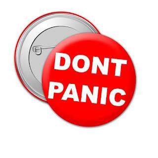 situasi panic selling investasi saham