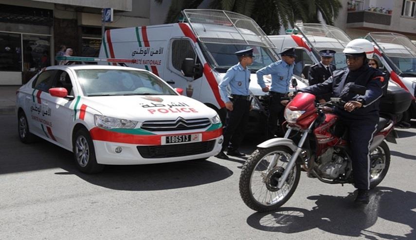 استنفار أمني اثر سرقة هاتف مسؤول بالداخلية في الدار البيضاء من طرف لصين