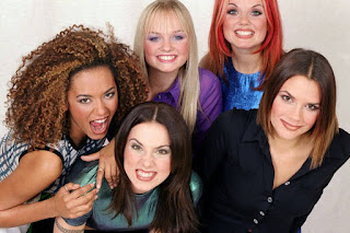 Spice Girls nicknames
