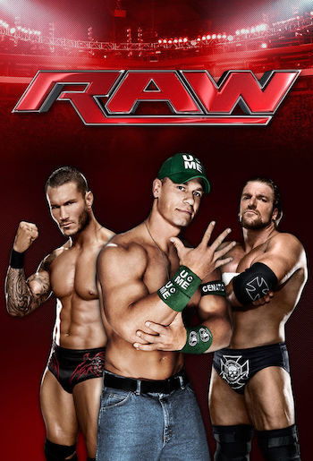 WWE Monday Night Raw 20 Feb 2017 HDTV 720p 1GB