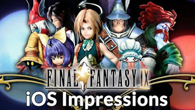FINAL FANTASY IX for Android Apk + Data
