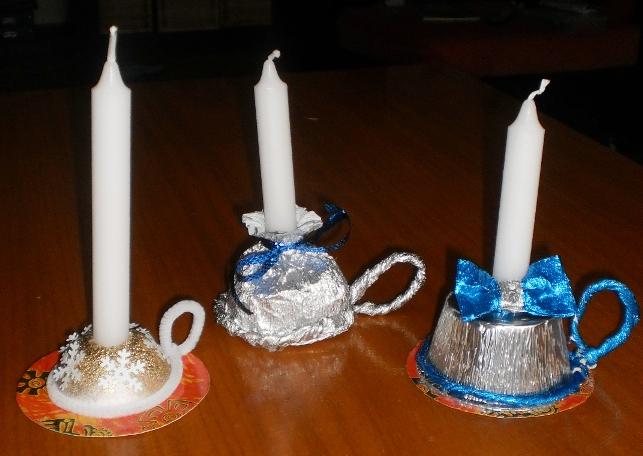Lavoretti Di Natale Con Le Candele.Lavoretti Di Natale Per L Asilo