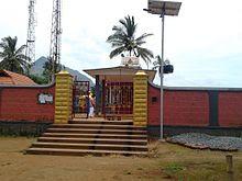 Mepadi Mariamman Temple is located near Batheri in Wayand district of Kerala